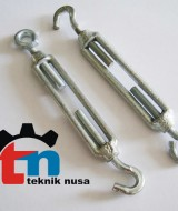 TURNBUCKLE 10MM Turnbuckle M20