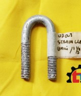 jual ubolt strain clamp 9mm/1 1/2""